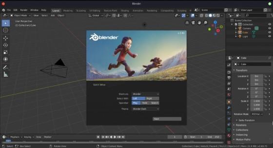 Blender A7db5