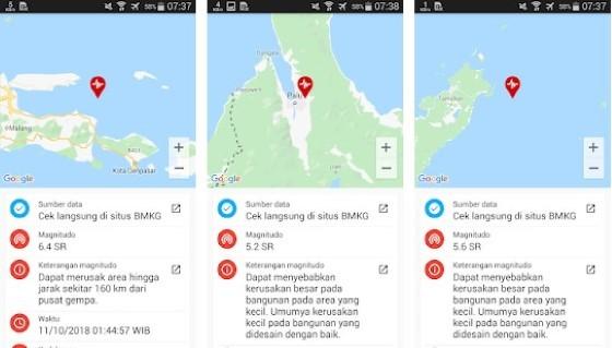 Indonesia Earthquake Info 02fcb