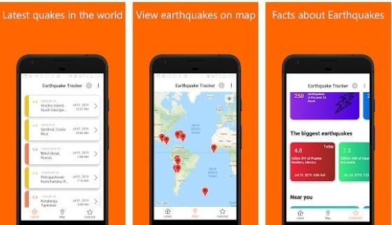 679b3 Earthquake Tracking