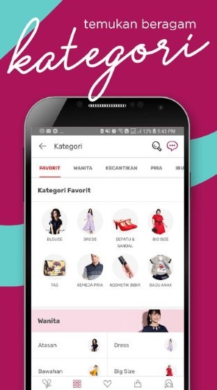 The best clothes shopping application 5 3f262
