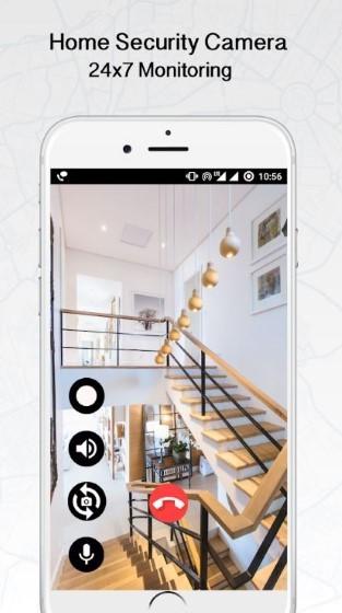 CCTV application Android 10 2af22