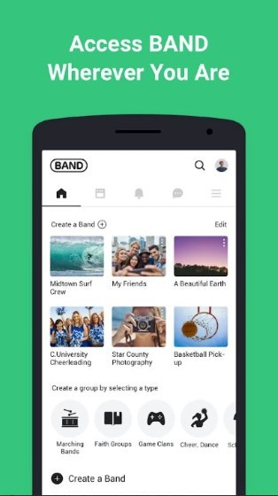 Ab68e Alternative Band Chat Application