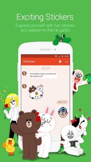 Alternative Chat Application Line 4b530