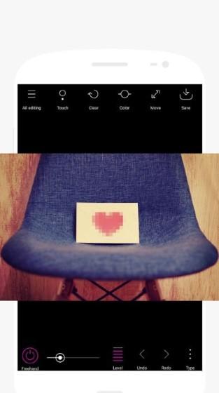 Blur 8 B04c2 Photo Editing Application
