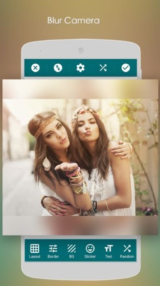 Blur 9 9da55 Photo Editing Application