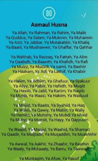 Application of Islamic Songs 6 2b304
