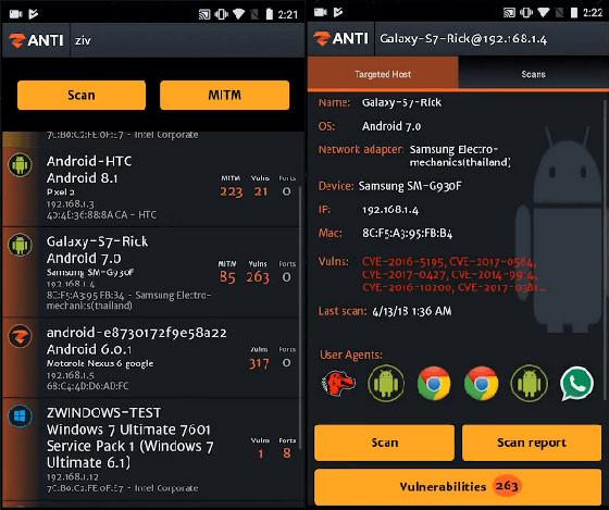 Bobol Wifi application