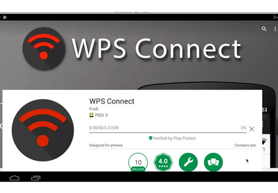 Wifi Breaker Application 2020