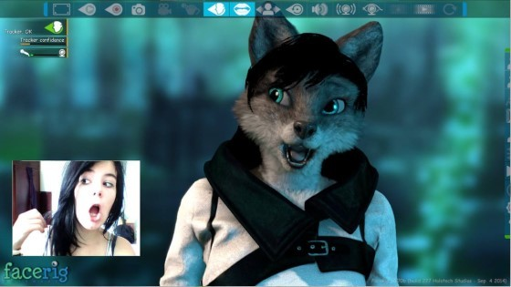 FaceRig This Application Can Turn Your Dreams Into Any Character 3 Cc6e0