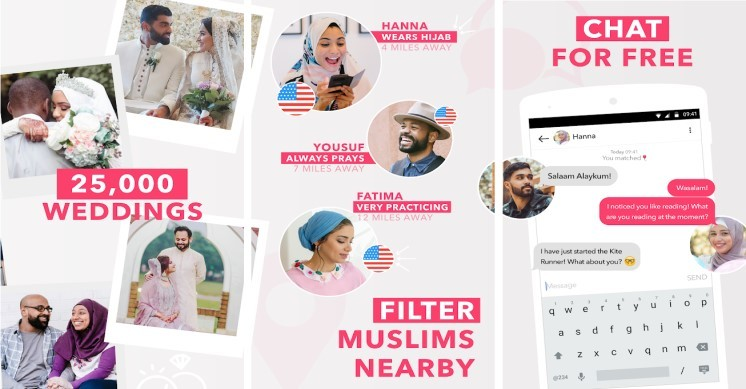 Muzmatch Muslim Dating Application Eef81