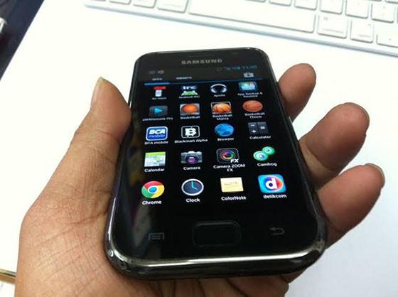Samsung Galaxy S A9028