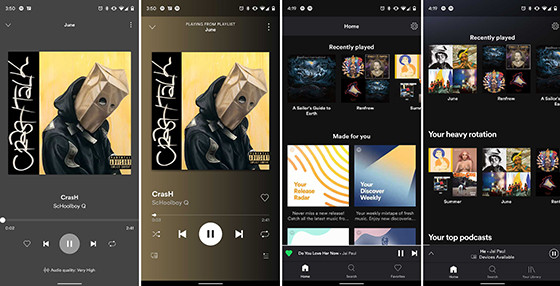 Spotify Lite App Compare 496a2