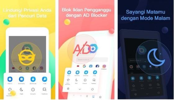 Fastest browser application Nox Custom Browser A1ecc