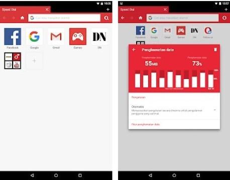 Opera Mini Custom 3631c Fastest Browser Application