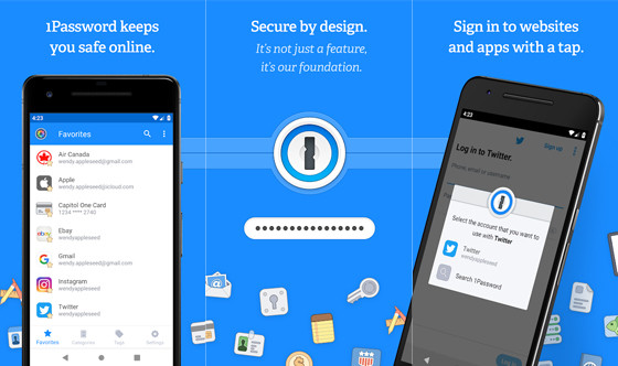 Advanced Android Application 1password 219f6