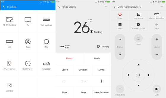 Advanced Mi Remote 43fd2 Android Application