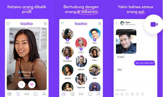 Applications Search for Indonesian dating Badoo 4a096