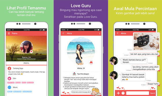 Free Indonesian dating applications for Boyfriend 9107e
