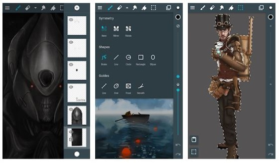 Android Graphic Design Application 10 239b9