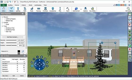 Dreamplan 90e93 Home Pc Design Application
