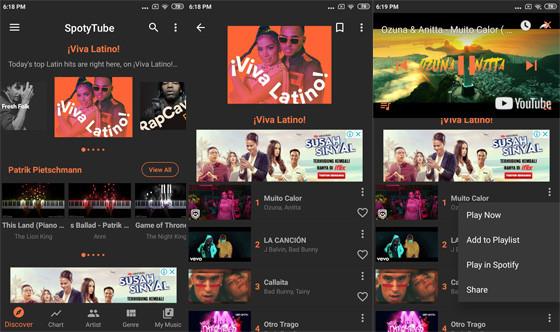 Spotytube 9cd23 Offline Song Download Application