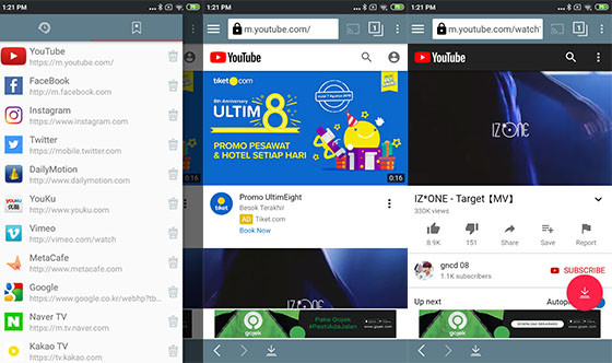 Application to Download Youtube to Mp3 Tubemate C47e7