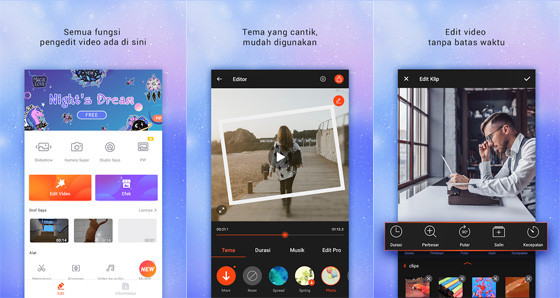 20 Best Video Editing Applications In 2020 For Windows Pcs Android Phones Apkvenue