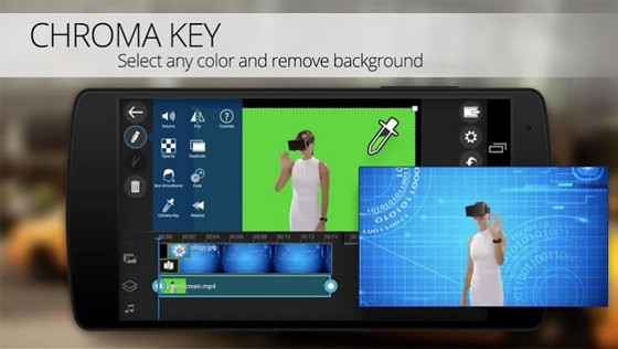 Offline Powerdirector 04f75 Android Video Edit Application