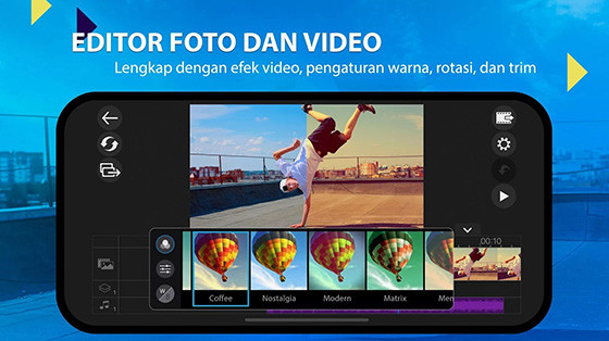 Powerdirector 3b4a1 Android Video Editing Application