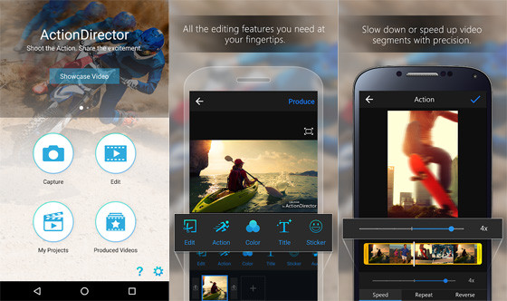 Android Video Editing Application for Instagram Actiondirectro 5a5c3