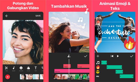 Android Video Editing Application For Instagram Inshot F0555