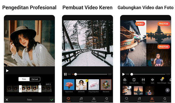 Vivavideo 51168 Android Video Editing Application
