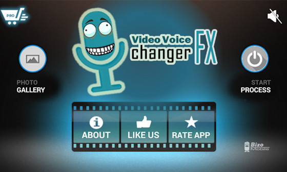 Funny Video Changer 342bf Video Editing Application