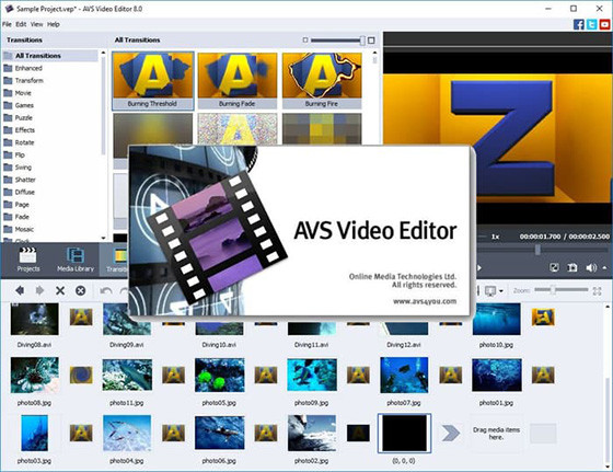 The Best Free Pc Video Editing Application Avs Accd7