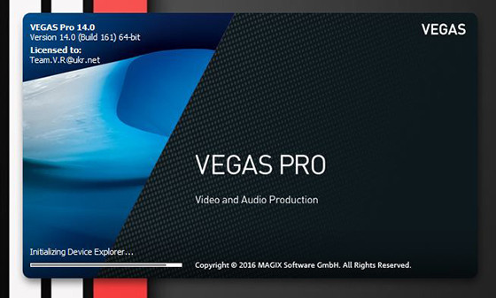 Video editing application Youtuber Sony Vegas 8a835