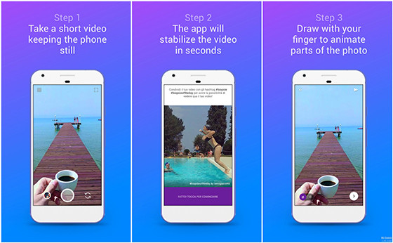 Loopsie - Motion Video Effects Living Photos