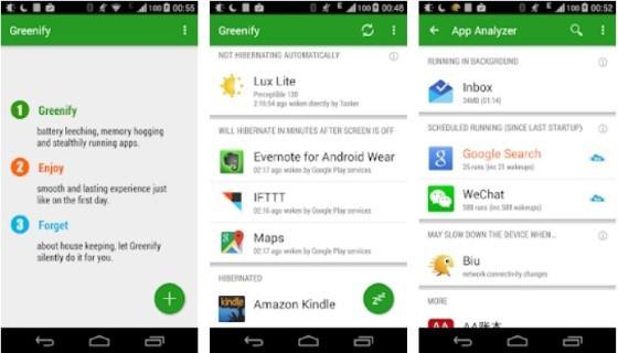 Greenify 11295 application