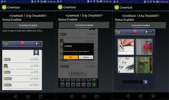 Hack Game Creehack 87eb6 application