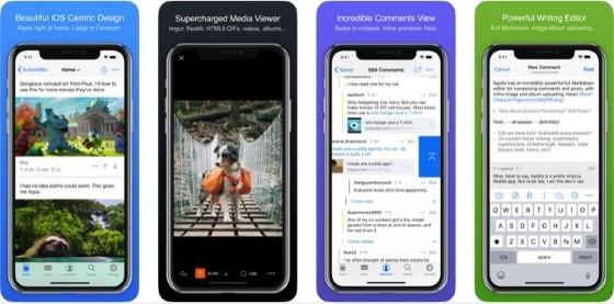 Apollo For Reddit Custom 8b192 Iphone Application