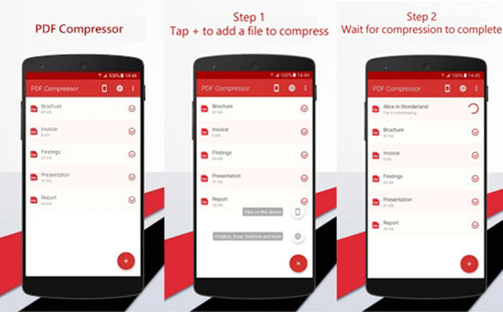 Pdf Compress Application for Android 01 79f3c