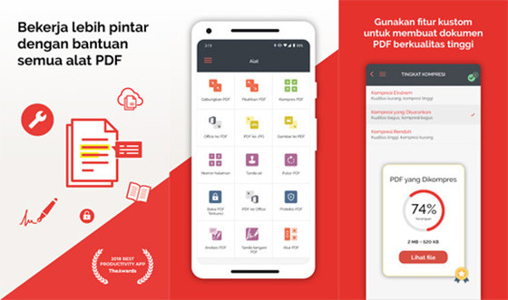 Pdf Compress Application for Android 02 51ddd