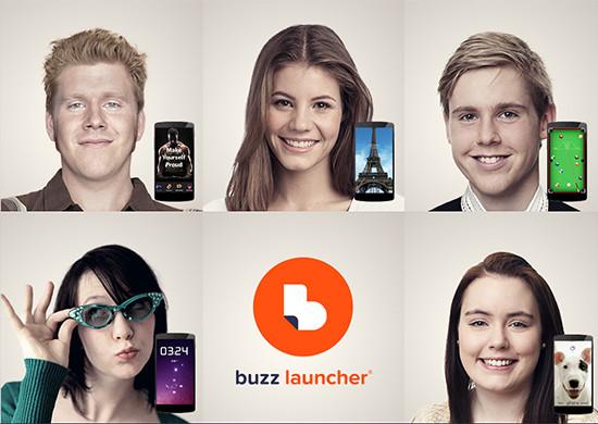 10th Best Launcher Application