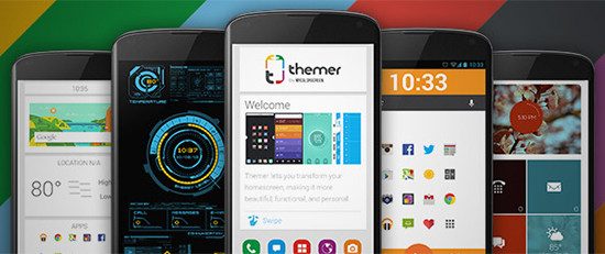 Best Launcher Application 4