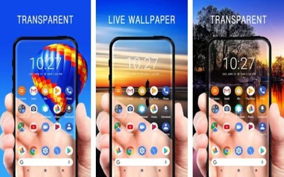 Transparent Screen Application 3 4a975