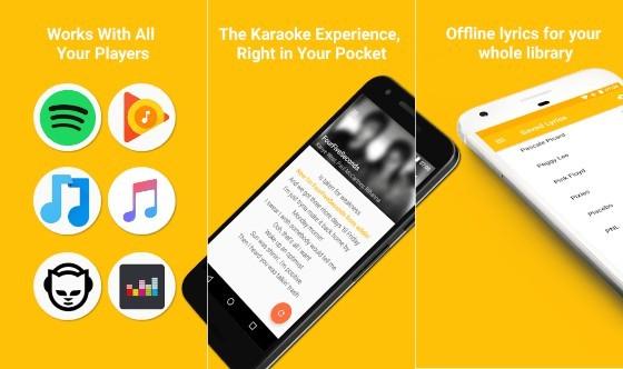 Application Quicklyric A7bb4 Offline Song Lyrics