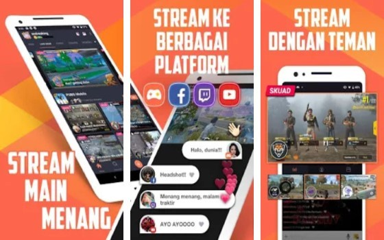 Live Streaming 4 B1a6a application