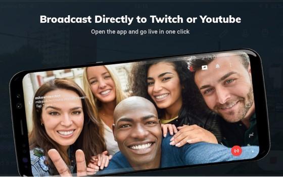 7 Effa2 Live Streaming Application