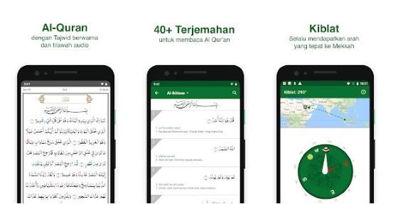Muslim Pro 91f41 application