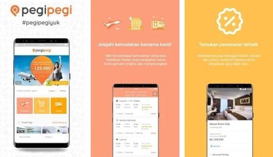 Pegipegi B89ad application