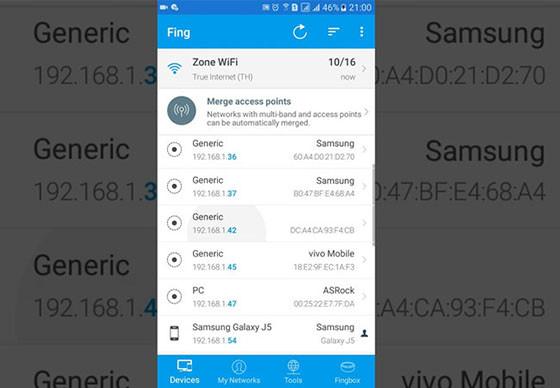 Free Wifi Breaker Application